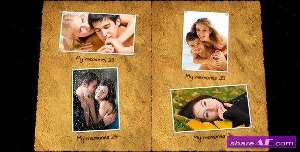 Photobook - Project for After Effects (Videohive)