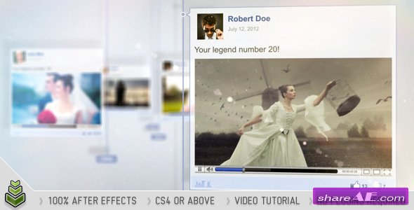 Timeline Story - Project for After Effects (Videohive)