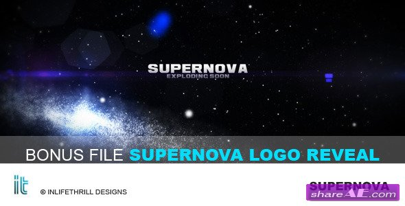 Supernova - Project for After Effects (Videohive)