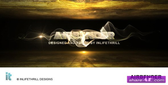 Airbender - Project for After Effects (Videohive)