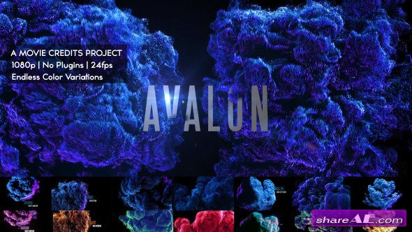 Avalon - Project for After Effects (VideoHive)