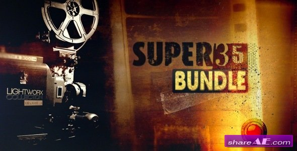 Super 35 Bundle - Project for After Effects (VideoHive)