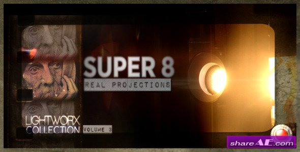 Super 8 Bundle - Project for After Effects (VideoHive)