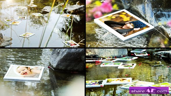 Floating Memories - Project for After Effects (VideoHive)