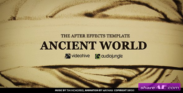 Ancient World - Project for After Effects (VideoHive)