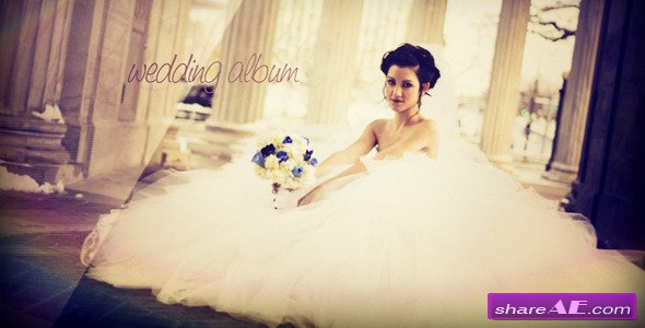 Wedding Album 276939 - Project for After Effects (VideoHive)