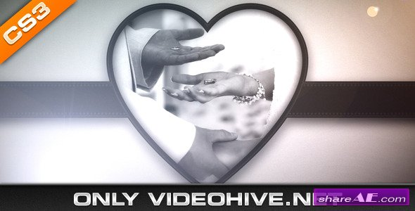 Wedding Album 407145 - Project for After Effects (VideoHive)