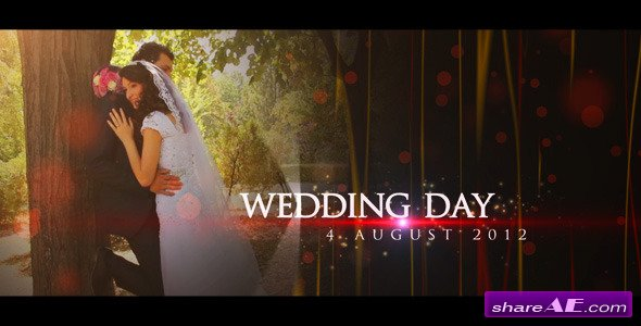 Wedding Teaser - Project for After Effects (Videohive)
