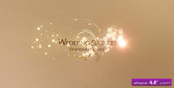 Wedding Secrets - Project for After Effects (Videohive)