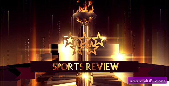 Sports review - Project for After Effects (Videohive)