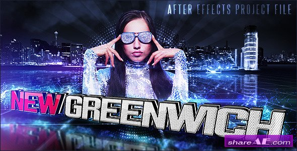 New Greenwich - Project for After Effects (Videohive)