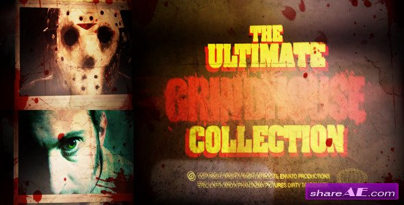 The Ultimate Grindhouse Collection V1 - Project for After Effects (Videohive)