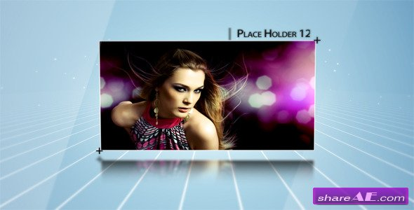 Plus Slide - Project for After Effects (Videohive)