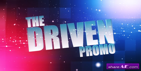 The Driven Promo - Project for After Effects (Videohive)