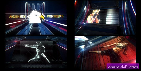 POWER - Project for After Effects (Videohive)