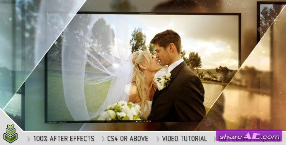 Glossy Wedding - Project for After Effects (Videohive)