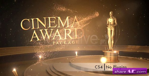 Cinema Awards Package - Project for After Effects (Videohive)