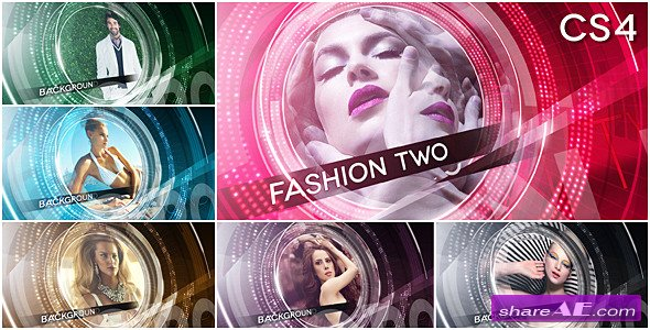 Fashion Two - Project for After Effects (Videohive)