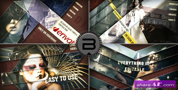 Poster Trip - Project for After Effects (Videohive)
