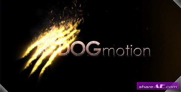 Fire Scratched Logo - After Effects Project (Videohive)