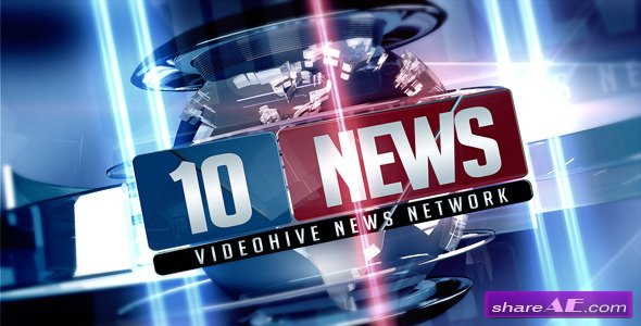 News Ident Pack - Project for After Effects (Videohive)