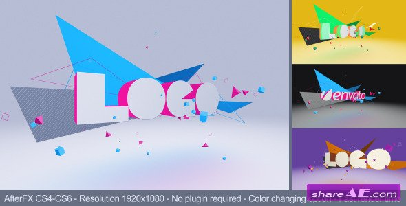 Music Logo - Project For After Effects (Videohive)