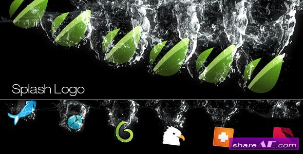 Splash - After Effects Project (Videohive)