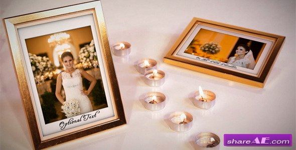 Wedding Day Gallery - Project for After Effects (Videohive)