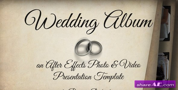 Wedding Album 3522819 - Project for After Effects (Videohive)