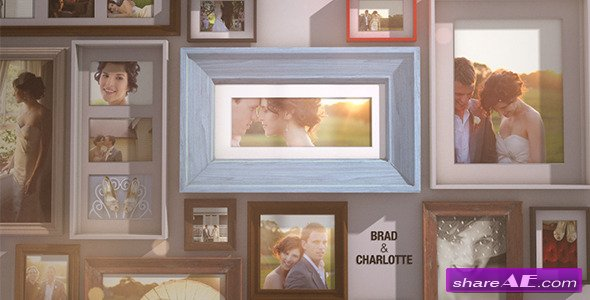 Special Events Photo Gallery - Project for After Effects (Videohive)