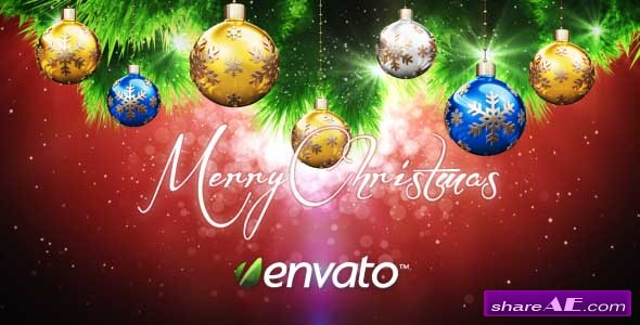 Christmas & New Year Intros - Project  For After Effects (Videohive)