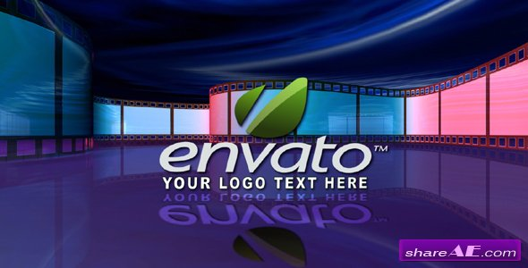 Cinema Film 3D - After Effects Project (Videohive)