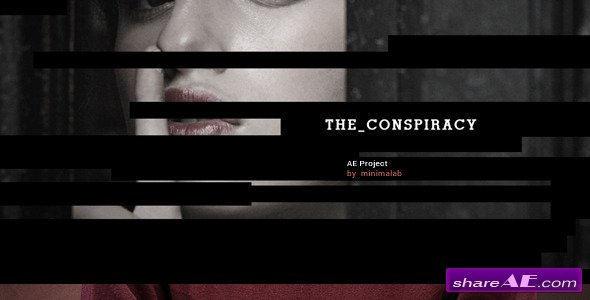 The Conspiracy - After Effects Project (Videohive)