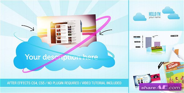 Promote Yourself or Your Business - After Effects Project (Videohive)