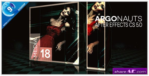 Argonauts - Project for After Effects (Videohive)