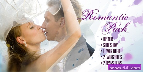 Romantic Pack - Project for After Effects (Videohive)