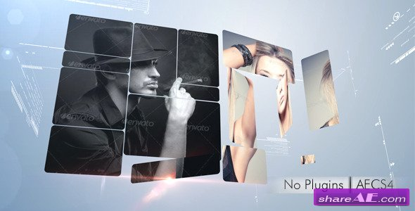 Photo Slider - After Effects Project (Videohive)