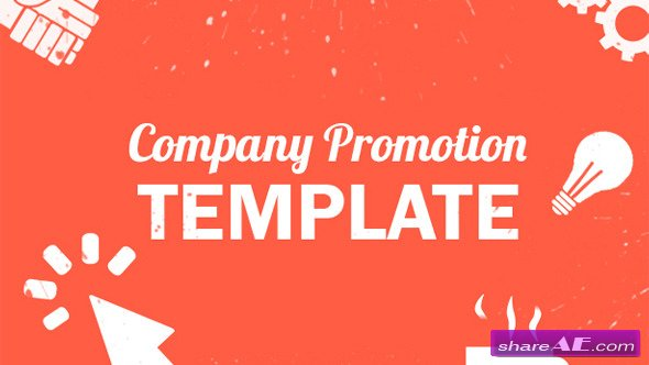 Company Promo Pack - After Effects Project (Videohive)