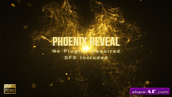 Phoenix Reveal - After Effects Project (Videohive)