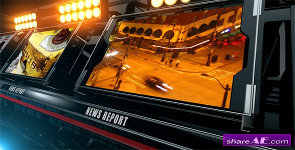 News Promo - After Effects Project (Videohive)