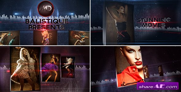 Motion Area Promo Opener HD - Project for After Effects (VideoHive)