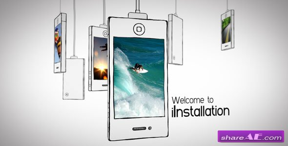 iInstallation - Project for After Effects (Videohive)