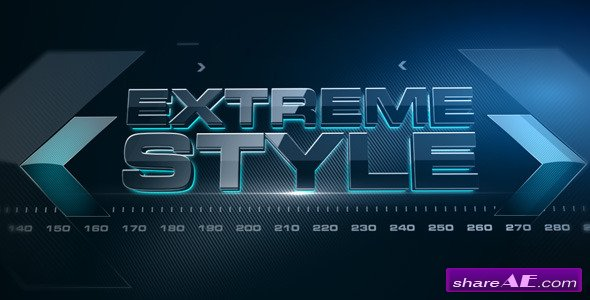 Extreme Style - Project  for After Effects (Videohive)