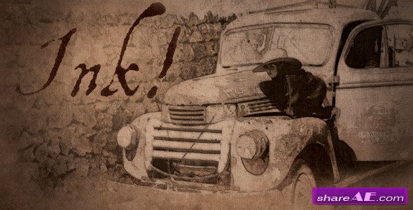 Ink! - After Effects Project (Videohive)
