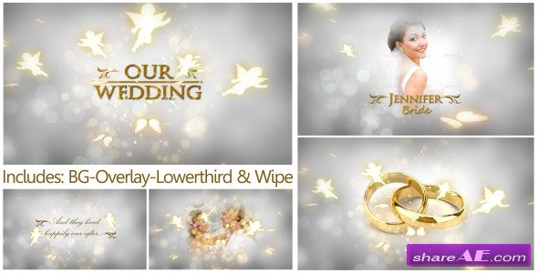 Our Wedding - The Complete Pack - After Effects Project (Videohive)