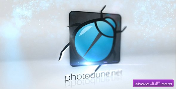 Clean 3d logo formation - Project for After Effects (Videohive)