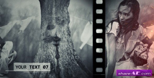 Videohive Forget Me Not - After Effects Project