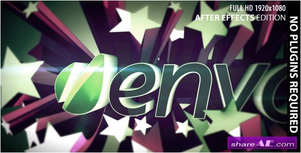 Classy Logo Reveal V2 - Project for After Effects (VideoHive)