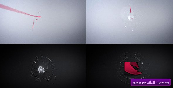 Videohive Circle Logo Intro v2 - After Effects Project