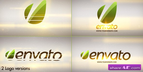 Videohive Elegant Simple Corporate Logo - After Effects Project